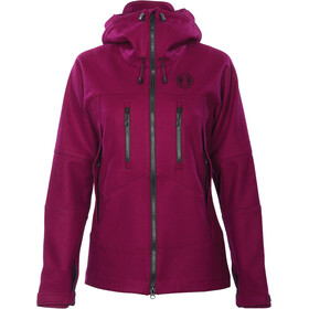Petromax Bergmaid Loden Jacket Women blackberry